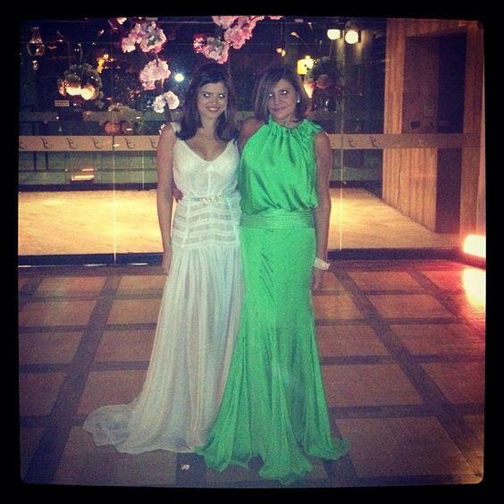 Francesca Miranda & Daughter, Daniella Jassir