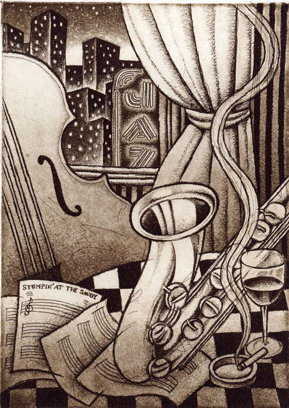 Keith Mallett - Stompin' at the Savoy