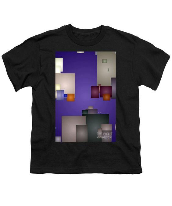 Youth T-Shirt - Purple Rain