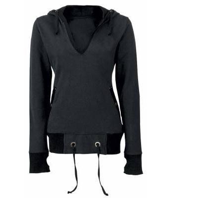 Girl-Kapuzenpulli - Girl-Kapuzenpulli von Patched Hoodie - Artikelnummer: 137216 - Ab 29,99 € - EMP Merchandising • Rock & Metal Online Shop