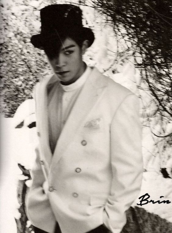 Scans: From TOP: 1st Pictorial Records Photo Book #3 [PHOTOS] - bigbangupdates