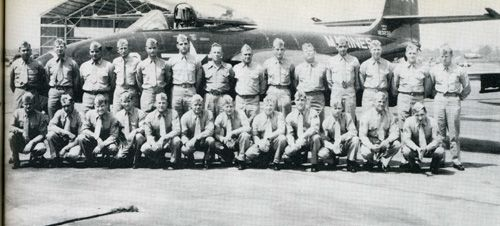 MAG-11, 2dMAW, Cherry Point circa 1951 - Yellow Foot Prints Forums