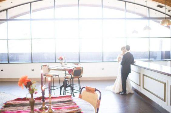 http://socalweddingconsultant.com Southern California Wedding Planner Open floor plan The Colony House Wedding Anaheim