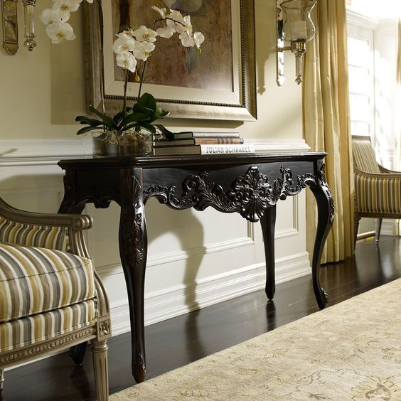 Foyer Table Ethan Allen : Graceful and exotic the white orchid has symbolized