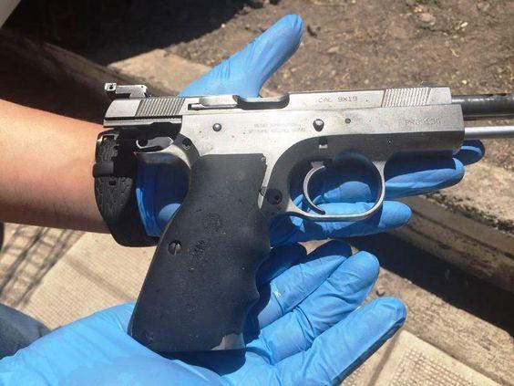 Aseguran armas y equipo de comunicación en vehículo de víctimas ejecutadas en La Junta | El Puntero