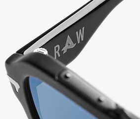 #gafas de sol #G-Star RAW DJ Afrojack