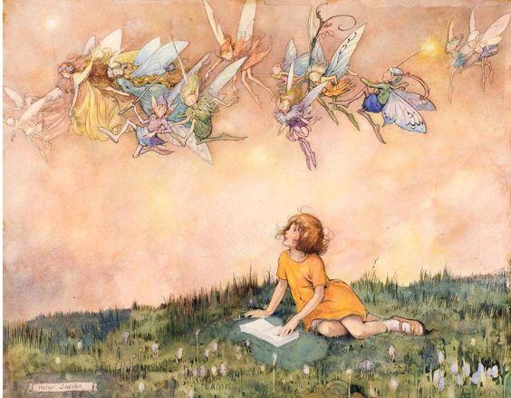 #ClippedOnIssuu from THE ILLUSTRATORS. THE BRITISH ART OF ILLUSTRATION 1800-2014; Helen Jacobs