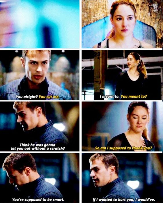 I Think I Messed Up Quotes: You Think, Divergent Series And Be Smart On Pinterest