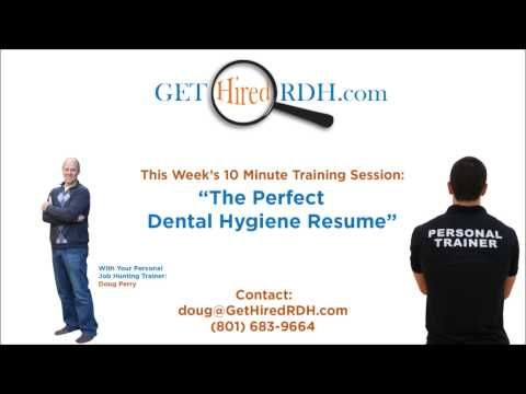 Non-verbal tips for winning your dental hygiene job interview - dental hygienist resumes