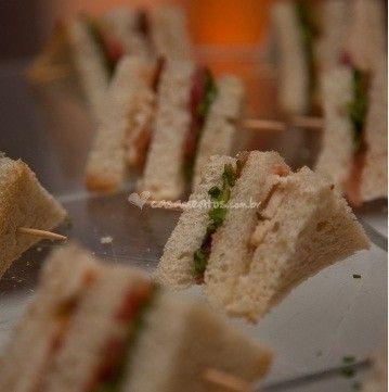 Buffet de sanduiche