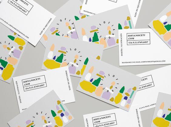 Corporate Identity, Self-Branding, Portfolio, Website design, Personal Cards