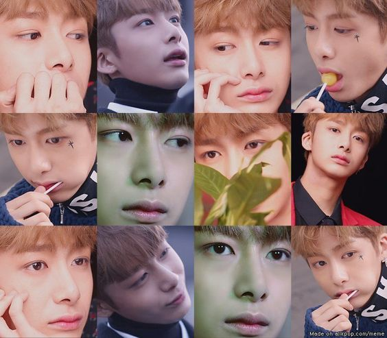MONSTA Xu0027S VISUAL HYUNGWON allkpop Pinterest Kpop - reddy küchen münster