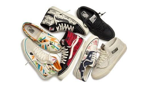 Vans Star Wars sneaker limited edition collection  are coming soon! Kids and adults.