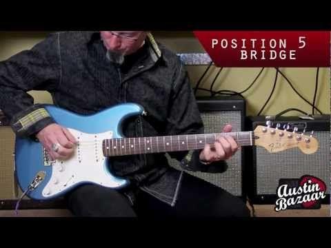 ▶ Fender Standard Stratocaster Demo - Fender Mexican Strat - YouTube