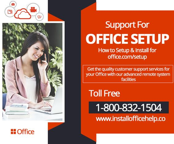 Get the quickest and satisfactory support services of office setup for all your Office programs such as Word, PowerPoint, Excel and so on. Simply get in touch with us at installofficehelp or call 1-800-832-1504 to seek Office Setup help.