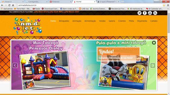 Animada Festa - Aluguel de Brinquedos