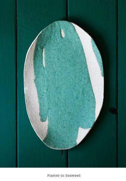 plaster in seaweed