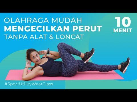 Skwad Fitness Youtube Di 2021 Mengecilkan Perut Olahraga Buncit