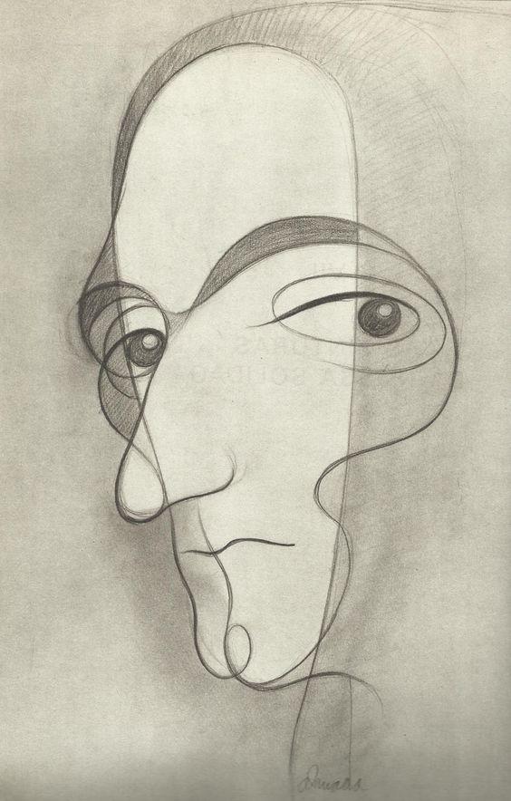 Resultado de imagem para negreiros Auto Retrato (1940)