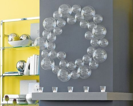 How To Make A Mod Bubble Wreath The Bubble A Mod And