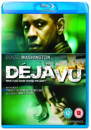Deja Vu 2006 Bluray 400mb Hindi Dual Audio 480p Dejavu Hindi Blu Ray