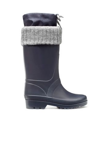 the BASIC WELLY {perfect for boys + girls}