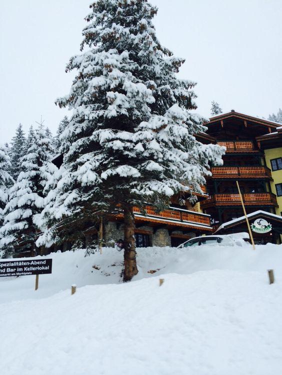 Jagdhaus am zauchensee! So schön kann Winter sein!