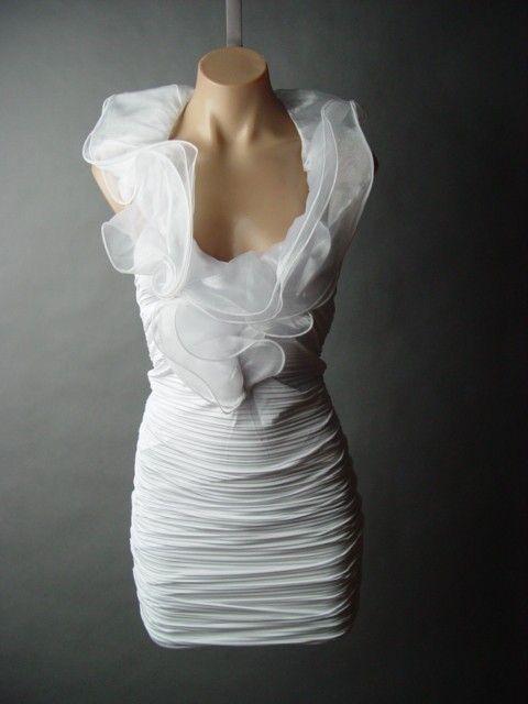 Bachelorette party dress.