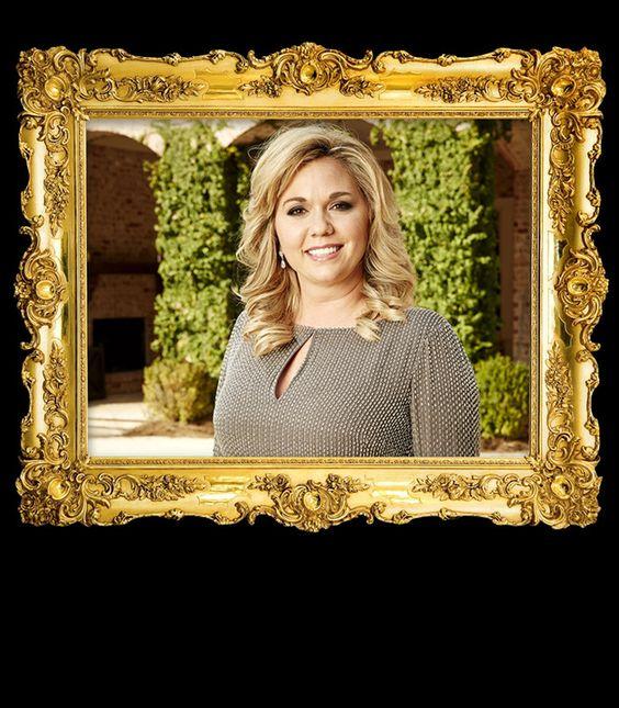 Julie Chrisley Bio | Chrisley Knows Best Cast | USA Network