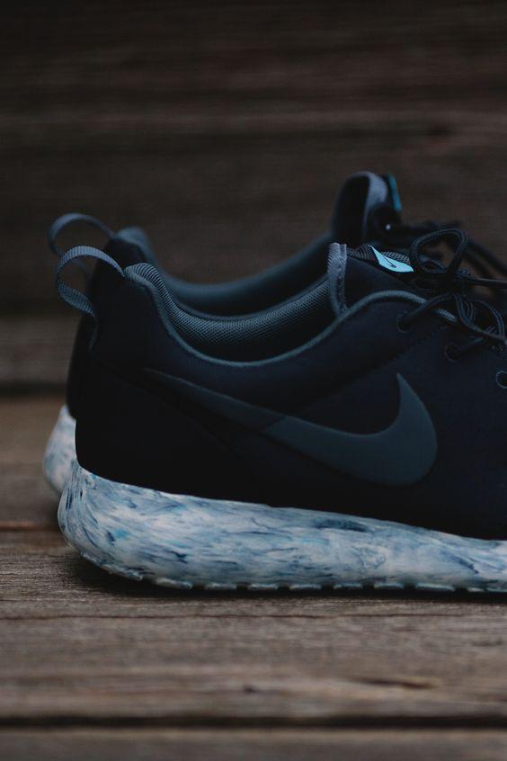 nouvelle homme quilibre ml574 - Nike Roshe Run Marbled | Pumped Up Kicks | Pinterest | Nike, Roshe ...