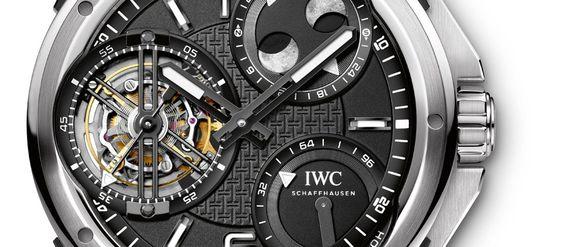 IWC  Ingenieur Constant-Force Tourbillon    ♥♥♥