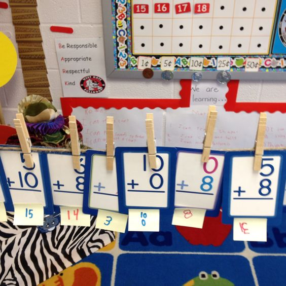 Used unifix cubes to solve problem. Hung up solution!