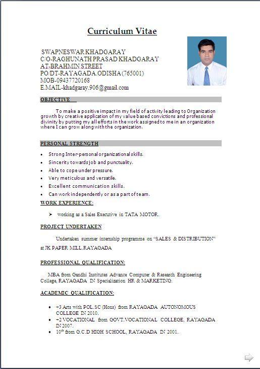 krishna production (krishnaproduction) on Pinterest - mba resume template