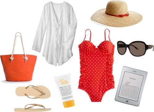 What to Wear to the Pool