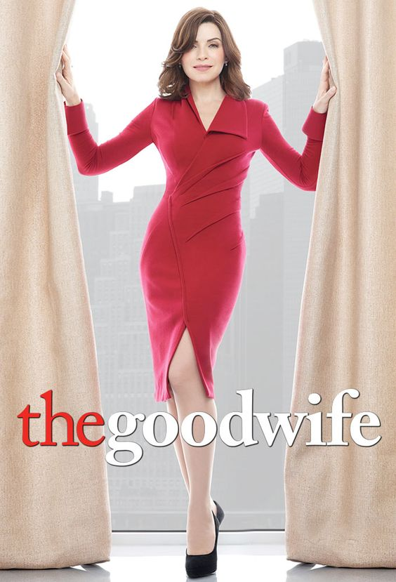 The Good Wife, 2010-Ongoing // Great show, bad name.