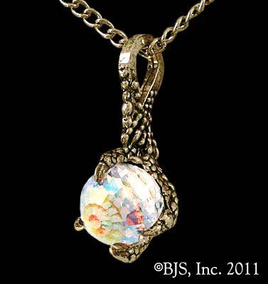 14k. Gold the Arkenstone TM Officially Licensed Lord of the Rings TM Necklace @ niftywarehouse.com #NiftyWarehouse #LOTR #LordOfTheRings #Movies #Geek #Nerd #Books #Fantasy