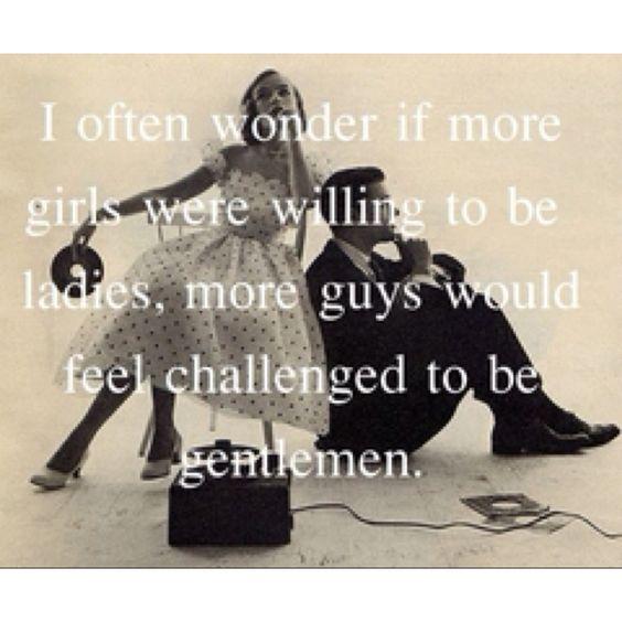 Stay Classy Ladies.