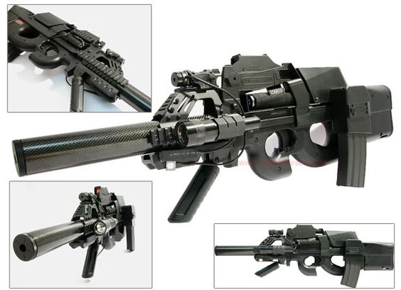 My (main) gun for a Zombie Apocalypse!!! Shikka Shikka yeah boy!