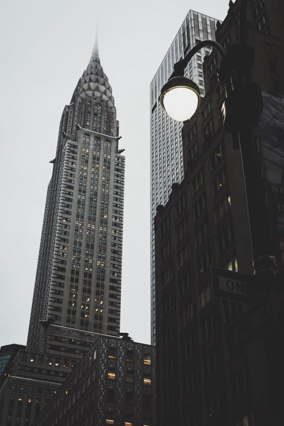 New York City Feelings - Chrysler by @abandoned-nyc