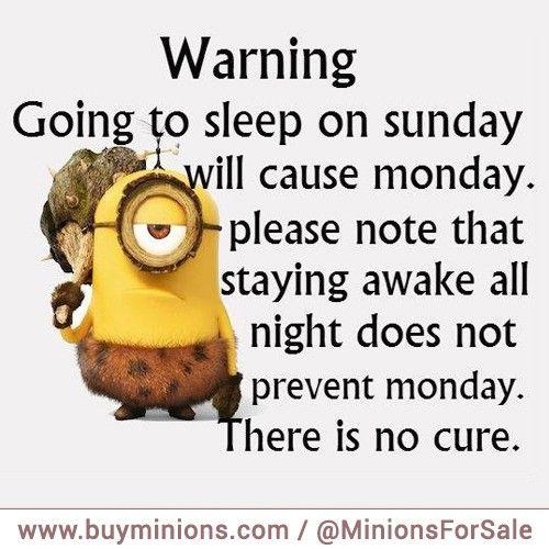 Minion Monday Quotes: Minion Funny About Monday
