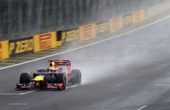 Sebastian Vettel, Red Bull, Interlagos, 2012