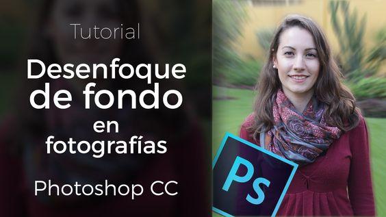 Agrega desenfoques a todas tus fotografías con Photoshop. Aprende a usar Photoshop : https://www.youtube.com/playlist?list=PLFgcI9URpPIb_0R709HTK0KD0c7BYGlIu...