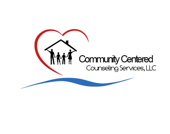 Community Centered Counseling Services #quadcities.  #logo by Seeforth Design QCA