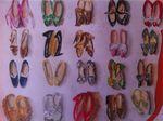 Lisa Milroy's 'Shoes' by ~hatsygrace144 on deviantART