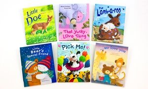 Groupon - Meadowside Picture Book Bundle in Online Deal. Groupon deal price: $18.99