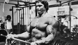 Quand Arnold Schwarzenegger parle de sa légende ...