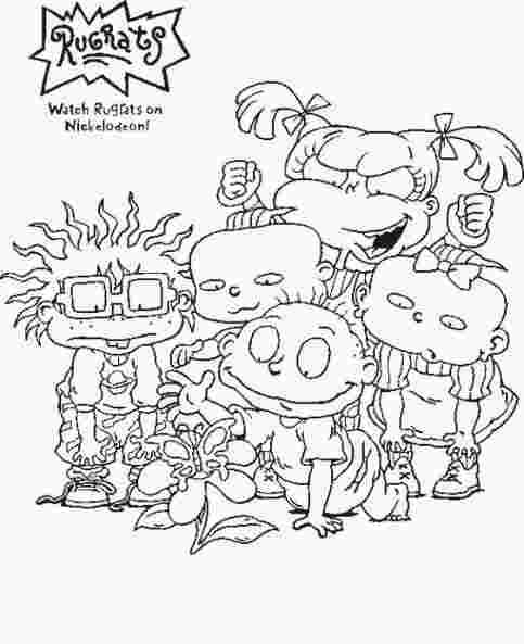 90s Nickelodeon Cartoons Coloring Pages Cartoon Coloring Pages 90s Cartoons 90s Nickelodeon Cartoons