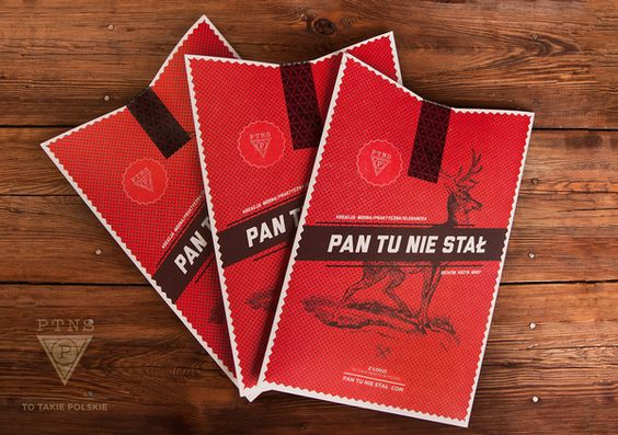 the design blog - pan tu nie stał