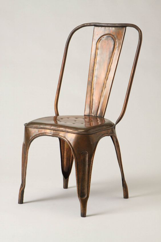 Red Smith Dining Chair, Anthropologie