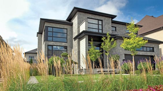 Des am nagements de fa ades inspirants google facades for Decoration facade maison